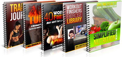 package Workout Finishers Review   Does Mike Whitfields Program Work?